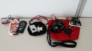 カメラ3台