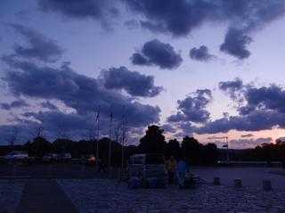 2日目の雲