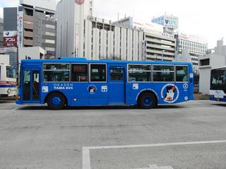 岡山のバスは楽しい