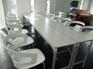 椅子がいっぱい!!!