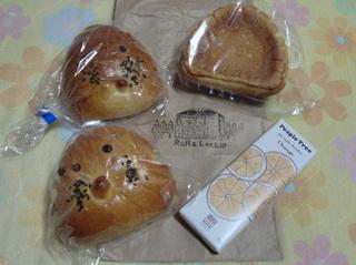 ララロカレさんのクリームパン