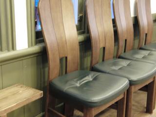 椅子大好き〜〜