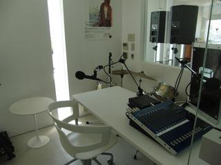 サテライトスタジオです