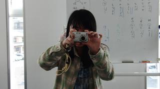 私を写してくれています