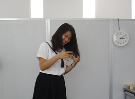 にゃあ〜〜