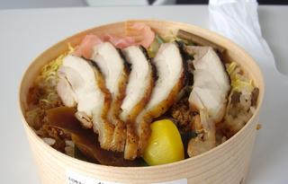 奈良漬が美味しい!