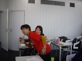 聞こえへん〜〜〜!